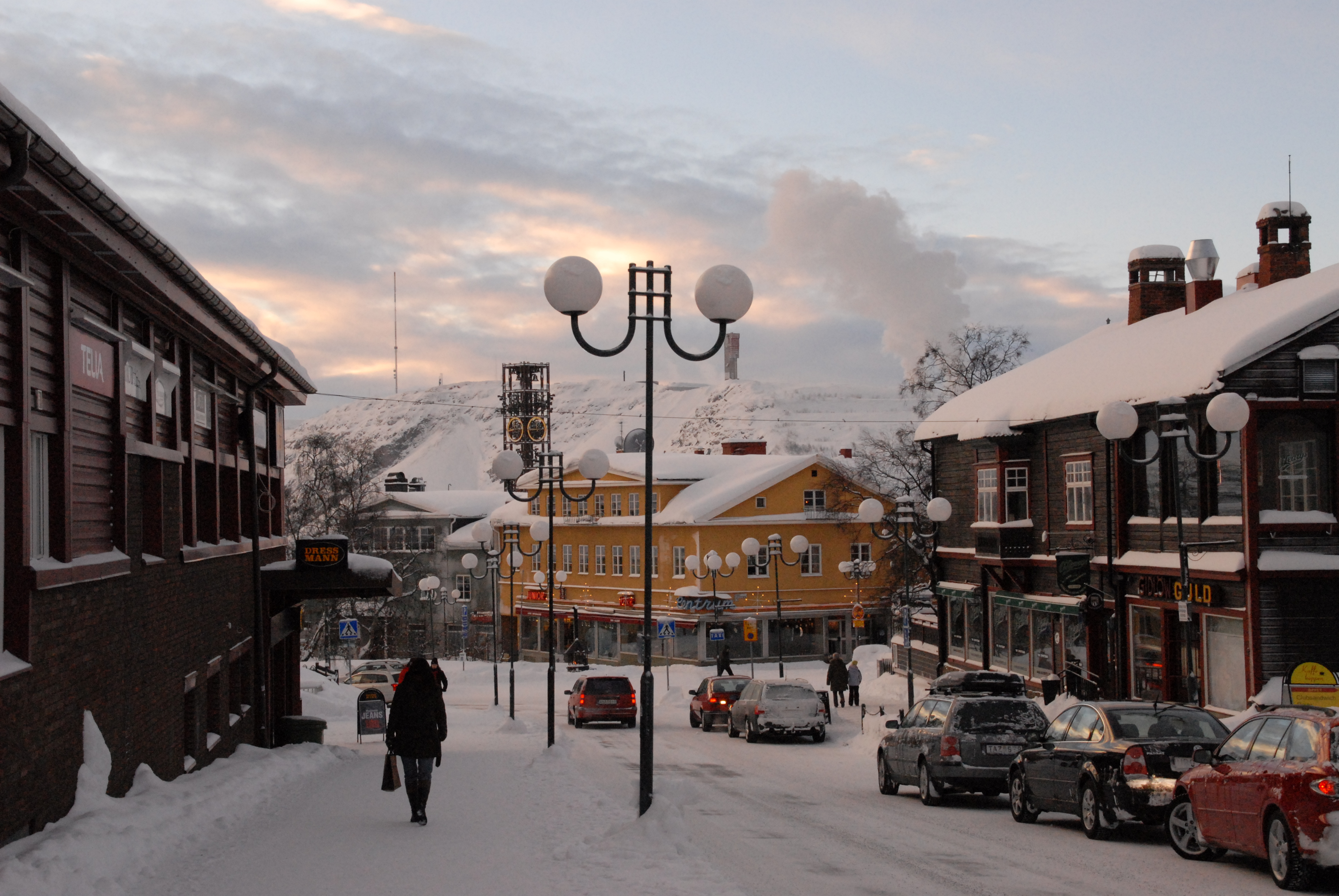 No need to worry about finding your hostel in kiruna if you re with