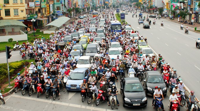 traffic in vietnam essay Safety and security  according to world health organisation statistics, you are over 8 times more likely to be killed in a road traffic accident in vietnam than in the uk (an estimated 245 .