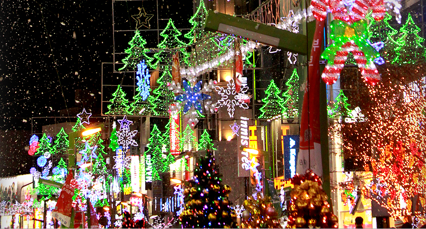 An Expat S Guide To Christmas In Korea Exploration