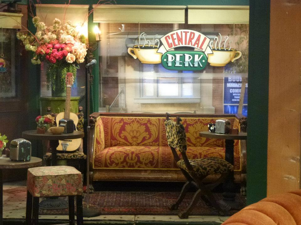 Central Perk- author's own