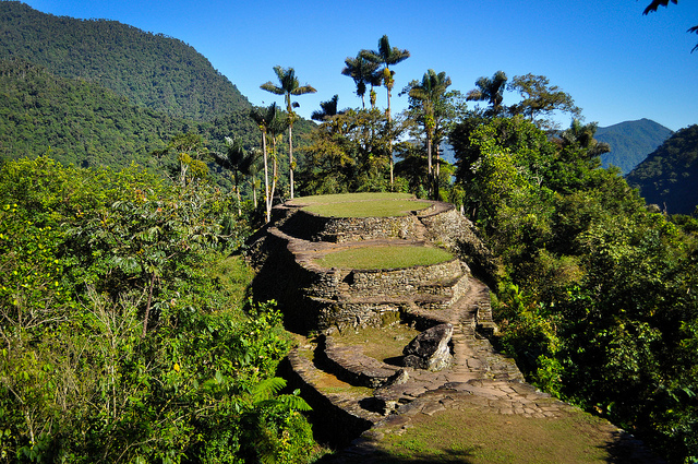 Ciudad Perdida (Photographer: Katiebordner; Flickr)
