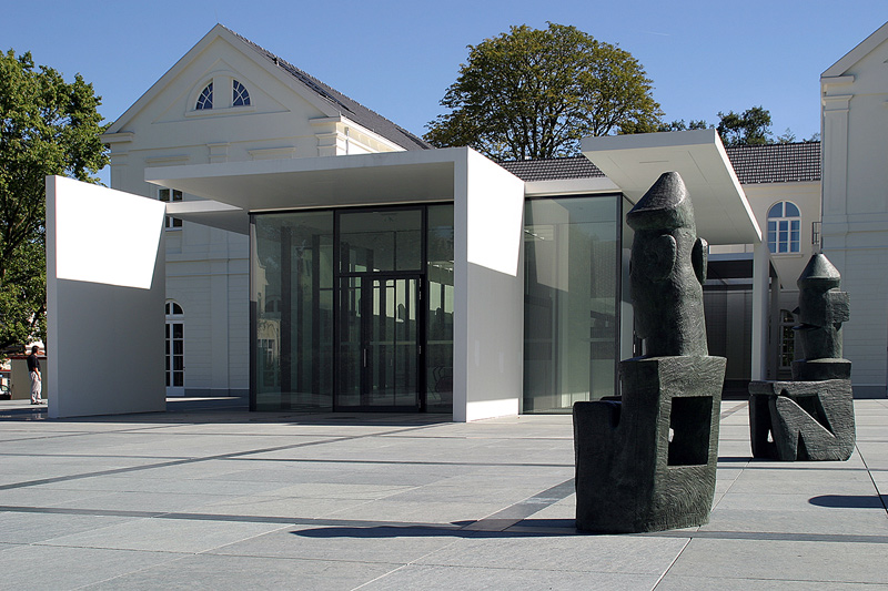 The Max Ernst Museum (Photographer: Thomas Robbin; Wikipedia)