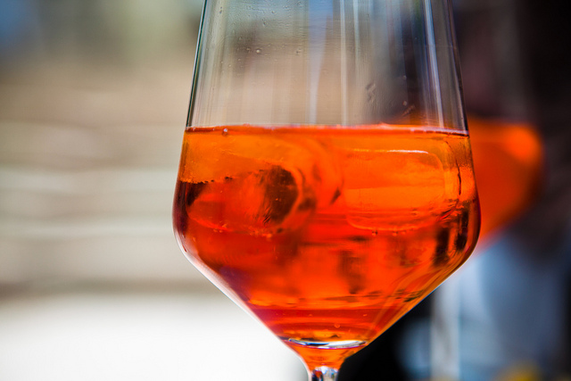 Try and Aperol spritz in its hometown for less than €2.50!(Photographer: Caspar Diederik; Flickr)