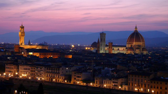 Florence: the centre of the Italian language?(Photographer: Toni Rodrigo; Flickr)