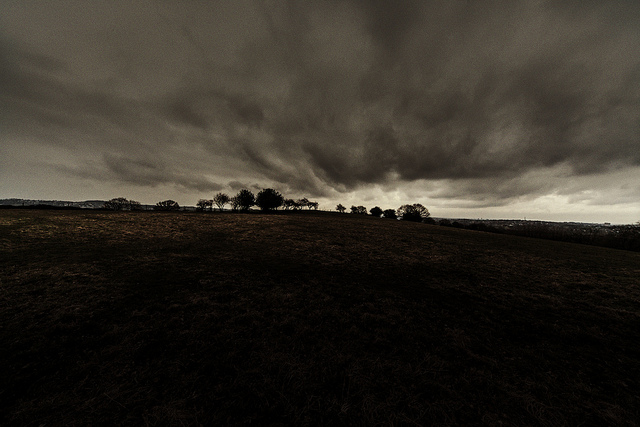 Yorkshire, the land of 'bleak winds and bitter, northern skies...' (Photographer: Lefteris Heretakis; Flickr)
