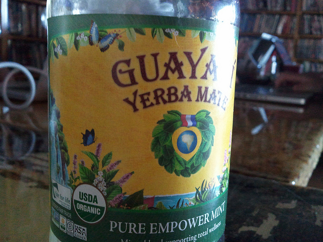 'Mate Tea' or 'Yerba Mate' hails from South America, and eventually made its way to Berlin (albeit in a different form!) (Photographer: Joshua Blount; Flickr)