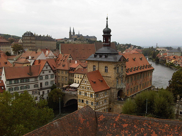 Bamberg, Germany: just how everyone imagines these 'chocolate box' towns to look. (Photographer: Ethan Prater; Flickr)